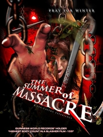 The Summer Of Massacre - Poster / Capa / Cartaz - Oficial 2