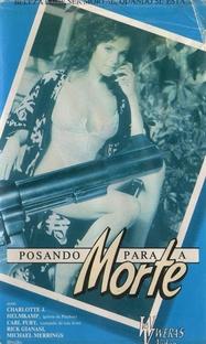 Posando para a Morte - Poster / Capa / Cartaz - Oficial 1