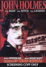 John Holmes - O Homem / O Mito - Poster / Capa / Cartaz - Oficial 1