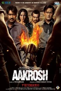 Aakrosh - Poster / Capa / Cartaz - Oficial 2