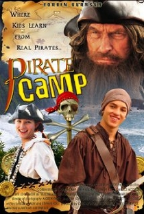 Pirate Camp - Poster / Capa / Cartaz - Oficial 1