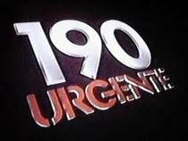 190 Urgente - Poster / Capa / Cartaz - Oficial 1