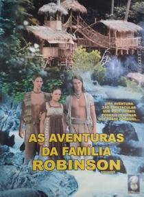 As aventuras da Família Robinson - Poster / Capa / Cartaz - Oficial 2