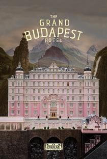 O Grande Hotel Budapeste - Poster / Capa / Cartaz - Oficial 30