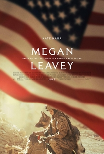 Megan Leavey - Poster / Capa / Cartaz - Oficial 1