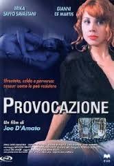 Provocation - Poster / Capa / Cartaz - Oficial 1
