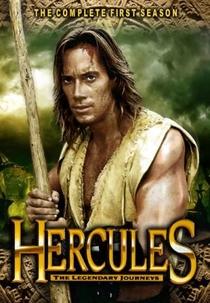 Hércules: A Lendária Jornada (1ª Temporada) - Poster / Capa / Cartaz - Oficial 1