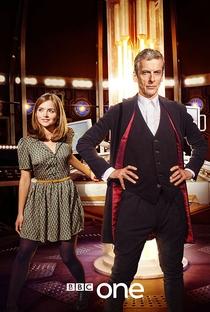 Doctor Who (8ª Temporada) - Poster / Capa / Cartaz - Oficial 2