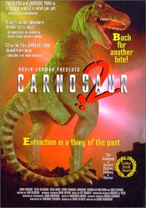 Carnossauro 2 - Poster / Capa / Cartaz - Oficial 1