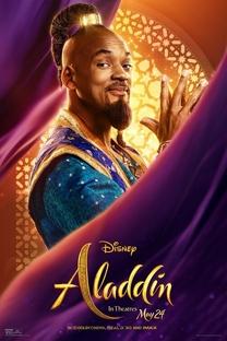 Aladdin - Poster / Capa / Cartaz - Oficial 9
