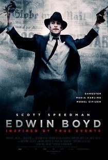 Edwin Boyd - A Lenda do Crime - Poster / Capa / Cartaz - Oficial 1
