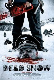 Zumbis na Neve - Poster / Capa / Cartaz - Oficial 2