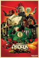 Frango Robô (5ª Temporada) (Robot Chicken (Season 5))