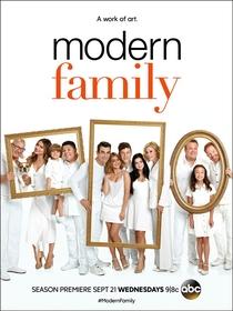 Família Moderna (8ª Temporada) - Poster / Capa / Cartaz - Oficial 1
