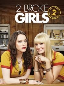 Duas Garotas em Apuros (2ª Temporada) - Poster / Capa / Cartaz - Oficial 1