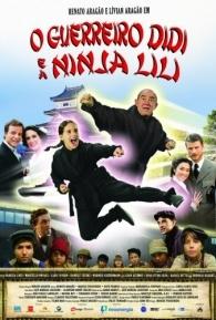 O Guerreiro Didi e a Ninja Lili - Poster / Capa / Cartaz - Oficial 1