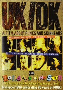 UK/DK: A Film About Punks and Skinheads - Poster / Capa / Cartaz - Oficial 1