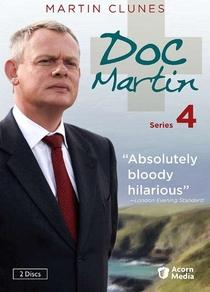 Doc Martin (4ª Temporada) - Poster / Capa / Cartaz - Oficial 1