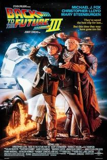 De Volta Para o Futuro 3 - Poster / Capa / Cartaz - Oficial 1