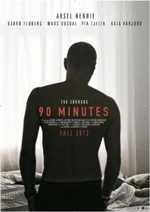 90 Minutes - Poster / Capa / Cartaz - Oficial 1