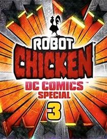 Frango Robo DC Comics Especial 3: Amizade Mágica - Poster / Capa / Cartaz - Oficial 1