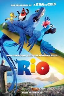 Rio - Poster / Capa / Cartaz - Oficial 2
