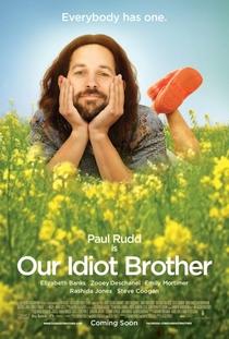 O Idiota do Meu Irmão - Poster / Capa / Cartaz - Oficial 3