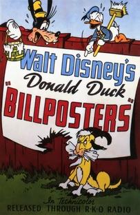 Billposters  - Poster / Capa / Cartaz - Oficial 1