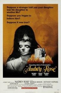 As Duas Vidas de Audrey Rose - Poster / Capa / Cartaz - Oficial 1