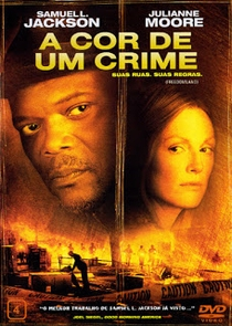 A Cor de um Crime - Poster / Capa / Cartaz - Oficial 4