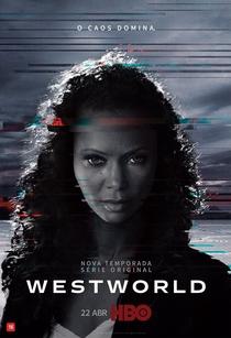 Westworld (2ª Temporada) - Poster / Capa / Cartaz - Oficial 6
