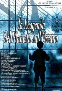 A Lenda do Pianista do Mar - Poster / Capa / Cartaz - Oficial 3