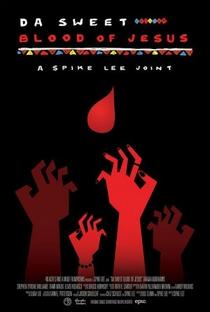 A Doce Sede de Sangue - Poster / Capa / Cartaz - Oficial 2