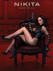 Nikita (1ª Temporada) - Poster / Capa / Cartaz - Oficial 2