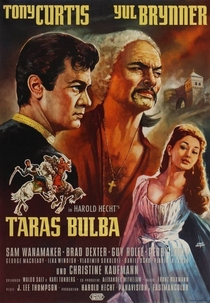 Taras Bulba - Poster / Capa / Cartaz - Oficial 2