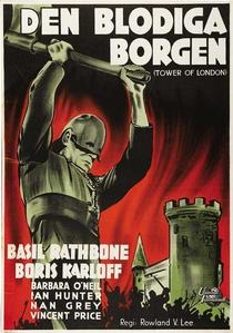 A Torre de Londres - Poster / Capa / Cartaz - Oficial 4