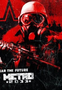 Metro 2033 - Poster / Capa / Cartaz - Oficial 1