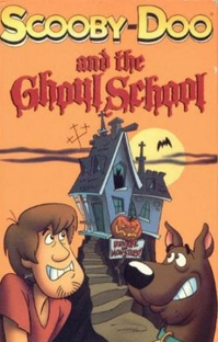 Scooby-Doo e a Escola Assombrada - Poster / Capa / Cartaz - Oficial 4