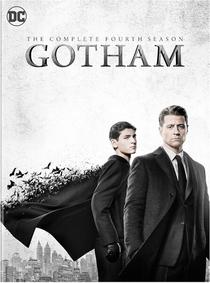 Gotham (4ª Temporada) - Poster / Capa / Cartaz - Oficial 3