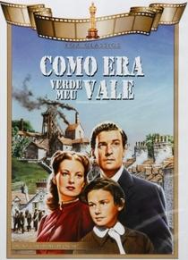 Como Era Verde Meu Vale - Poster / Capa / Cartaz - Oficial 7