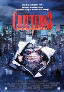 Criaturas 3 - Poster / Capa / Cartaz - Oficial 2