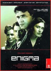 Enigma - Poster / Capa / Cartaz - Oficial 5