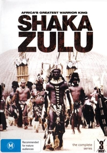 Shaka Zulu - Poster / Capa / Cartaz - Oficial 1