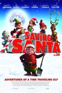 Como Salvar o Papai Noel - Poster / Capa / Cartaz - Oficial 1