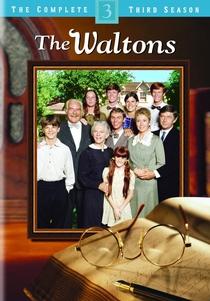 Os Waltons (3ª Temporada) - Poster / Capa / Cartaz - Oficial 1