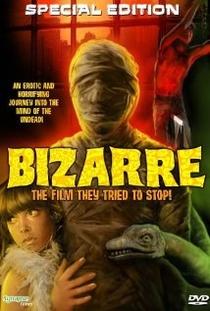 Bizarre - Poster / Capa / Cartaz - Oficial 1