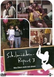 Schulmädchen-Report 3. Teil - Was Eltern nicht mal ahnen  - Poster / Capa / Cartaz - Oficial 1