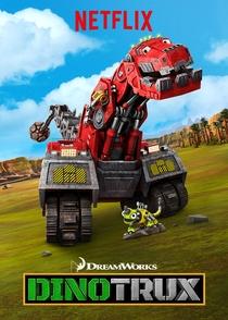Dinotrux - Poster / Capa / Cartaz - Oficial 1