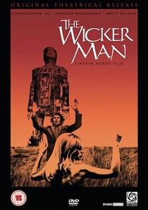 O Homem de Palha - Poster / Capa / Cartaz - Oficial 2