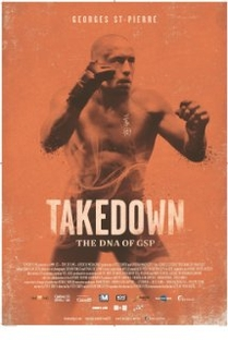 Takedown: The DNA of GSP - Poster / Capa / Cartaz - Oficial 1